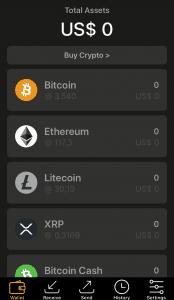 CoolBitX App - Portfolio
