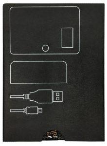 CoolWallet S - Rückseite der Verpackung