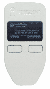 Trezor One - Firmware Update