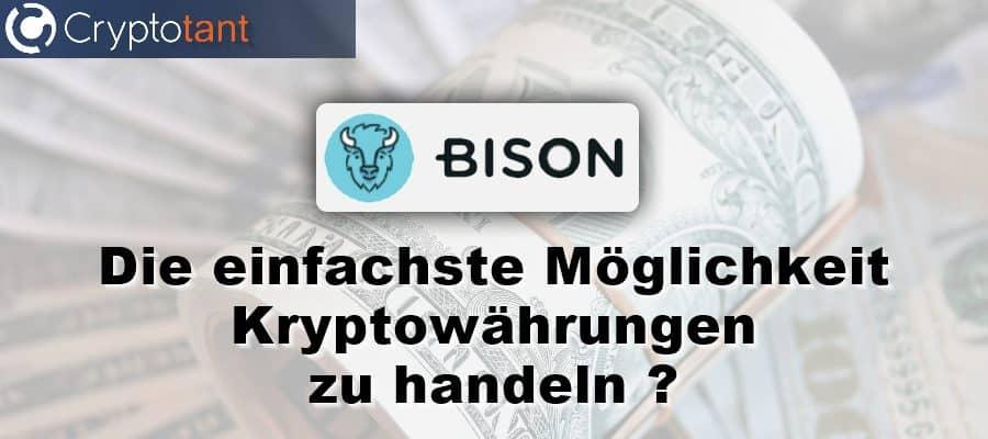 BISON App - Review