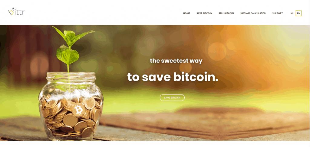 Bittr - Webseite